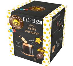 Image de Dolce Gusto - Espresso vanille (x16)